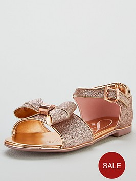 baker-by-ted-baker-toddler-glitter-bow-sandals-gold