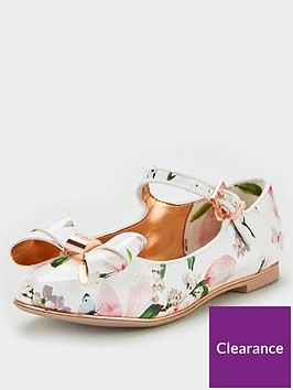 baker-by-ted-baker-girls-harmony-print-bow-pump