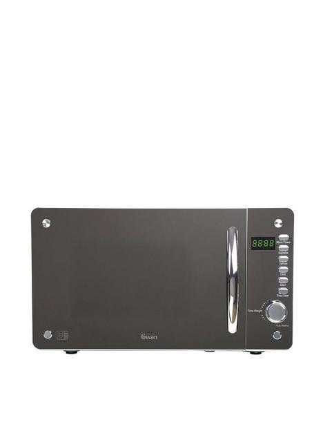 swan-swan-20-litre-digital-microwave-with-mirror-door-silver-white