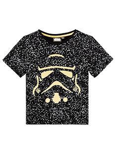 star-wars-boysnbspneppynbspfoil-t-shirt-black