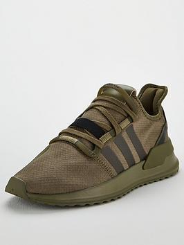 adidas Originals Adidas Originals U Path Run - Khaki Picture