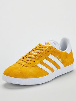 adidas Originals Adidas Originals Gazelle - Yellow/White Picture