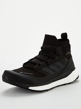 Adidas Adidas Terrex Free Hiker Gor-Tex - Black Picture