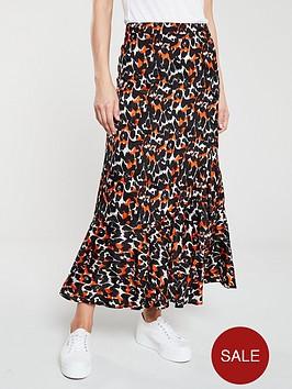 v-by-very-jacquard-wrap-skirt-animal-print