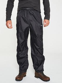Regatta Regatta Active Over Trouser - Black Picture