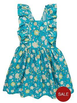 v-by-very-girls-printed-cross-back-dress-multi