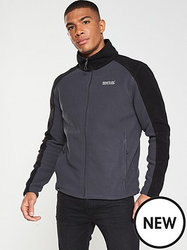 regatta-hedman-fleece-grey