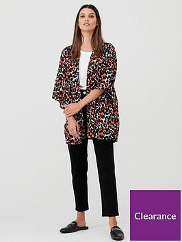 v-by-very-jacquard-kimono-animal-print