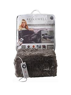 dreamland-relaxwell-deluxe-faux-fur-heated-throw
