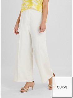 evans-piped-detail-wide-leg-trouser