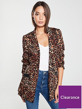 v-by-very-leopard-longline-blazer-animal