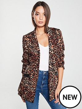v-by-very-leopard-longline-blazer-animal