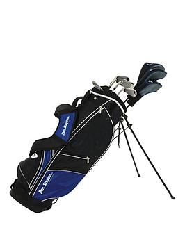 Ben Sayers   m8 8-Club Package Set Black (Stand Bag) Graphite/Steel - Mens Right Hand