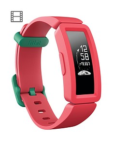 fitbit-ace-2-watermelon-teal-kids-activity-tracker