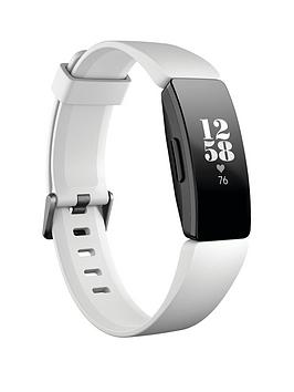 Fitbit Fitbit Inspire Hr White Picture