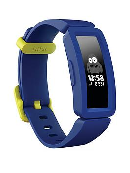 Fitbit Fitbit Ace 2 - Night Sky/Neon Yellow Picture
