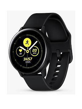 Samsung Samsung Galaxy Watch Active - Black Picture