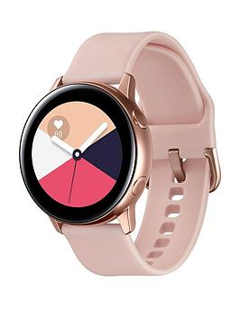 Samsung Samsung Galaxy Watch Active - Rose Gold Picture