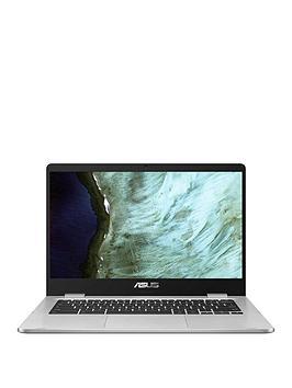 Asus    C423Na-Bv0078 Intel Celeron, 4Gb Ram, 32G Emmc, 14 Inch Chromebook - Silver