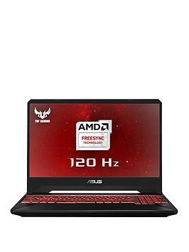 asus-asus-tuf-gaming-fx505dy-al006t-amd-ryzen-5-8gb-ram-1tb54r-256gb-pcie-ssd-156in-120hz-pc-gaming-laptop-amd-4gb-dedicated-graphics-rx560-4gb-black