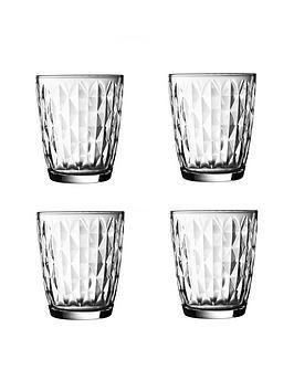 Ravenhead Ravenhead Essentials Jewel Mixer Tumbler Glasses &Ndash; Set Of 4 Picture
