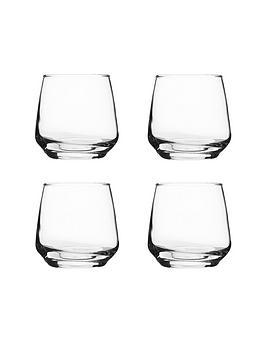 Ravenhead Ravenhead Majestic Set Of 4 Mixer Tumbler Glasses Picture