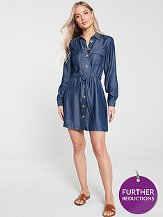v-by-very-denim-look-button-up-dress-denim