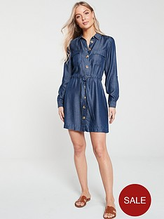 v-by-very-denim-look-button-up-dress-denim