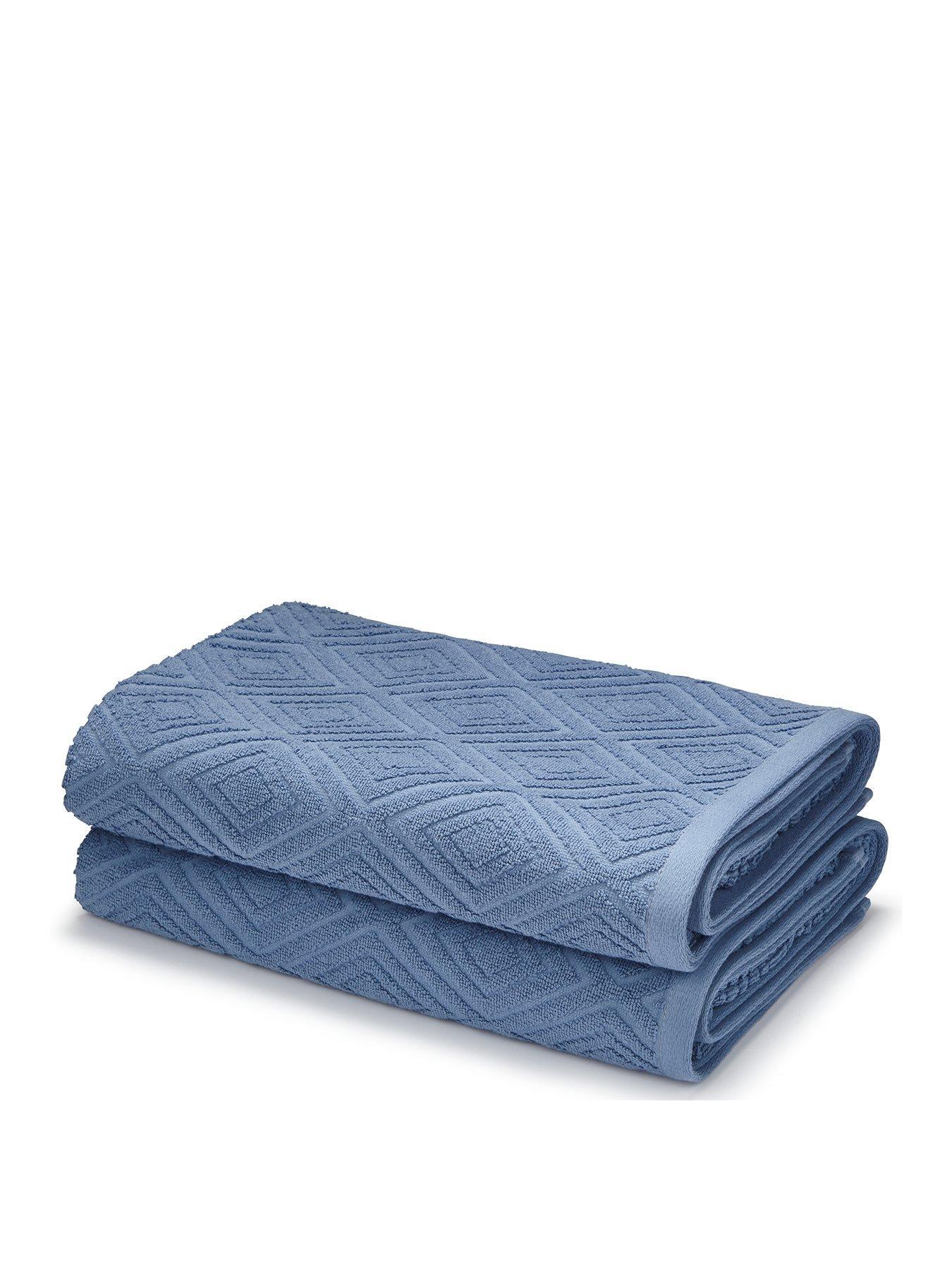 Olivia Rocco Womens Turbie Twist Hair Towel Wrap Drying Towel Turban Soft Bath Loop Fasten Black