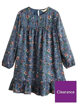 mango-girls-long-sleeve-ruffle-floral-dress