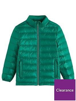 mango-boys-light-weight-padded-coat-green