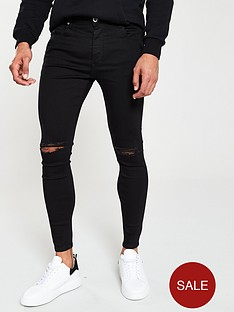 kings-will-dream-lumour-skinnynbspjeans-black