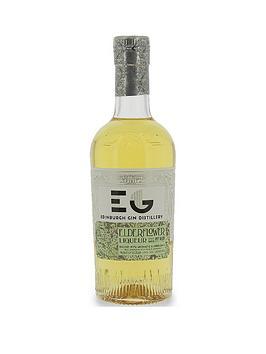 Edinburgh Gin   Elderflower Liquer 50Cl
