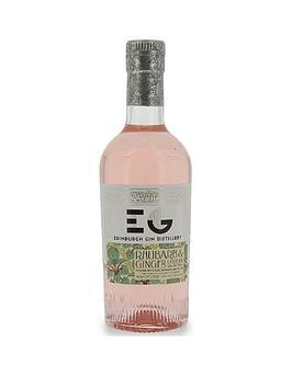 Edinburgh Gin   Rhubarb &Amp; Ginger Liqueur 50Cl