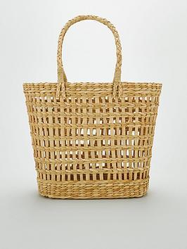 michelle-keegan-jayne-weave-basket-bag-natural
