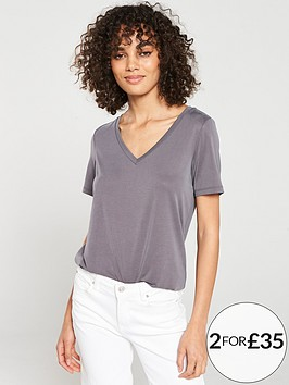 v-by-very-the-essential-premium-soft-touch-v-neck-t-shirt-slate-grey