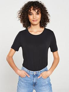 v-by-very-the-essential-premium-soft-touch-scoop-neck-t-shirt-black