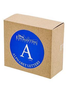 Disney Disney Enchanting Disney Disney Alphabet Letters Figurine Picture