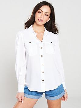 v-by-very-long-sleeve-utility-shirt-white