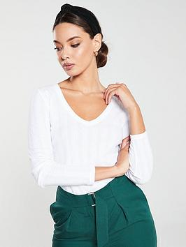 v-by-very-ribbed-long-sleeve-top-white