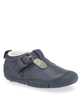 Start-Rite Start-Rite Baby Jack Shoes - Navy Picture