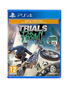 Playstation 4 Playstation 4 Trials Rising Picture