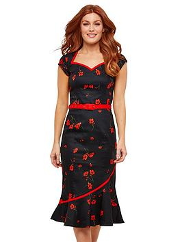 Joe Browns Joe Browns Perfect Poppy Vintage Dress Picture