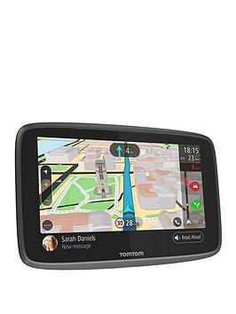 TomTom Tomtom Go Professional 6200 Hgv Sat Nav With Wi-Fi, Siri/Google Now  ... Picture