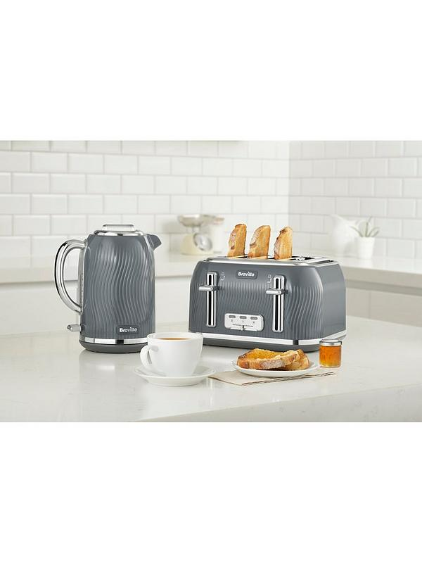 Breville VTT892 Flow Grey 4 Slice