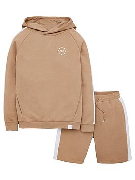 v-by-very-boys-2-piece-nycnbspoverhead-hoodienbspand-shorts-outfit-stone