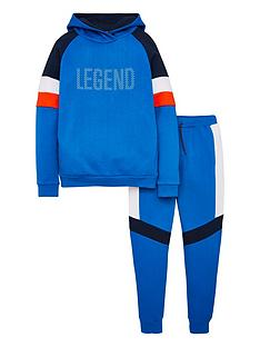 v-by-very-boys-2-piece-legend-cut-amp-sew-hoodienbspand-jogger-outfit-blue