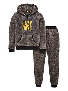 v-by-very-boys-lazy-days-pj-set-charcoal