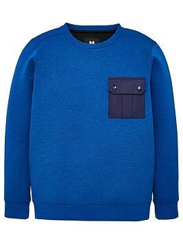 v-by-very-boys-tech-contrast-pocket-crew-neck-sweat-top-blue