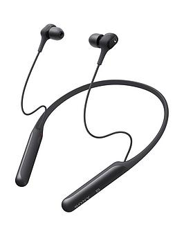 Sony Sony Wi-C600N Wireless Bluetooth Noise Cancelling In-Ear Headphones  ... Picture